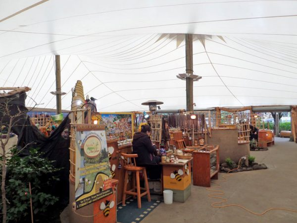 Feria Artesanal Pucón