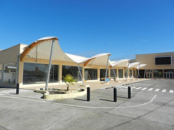 Marquesina Centro Comercial Oasis – 2011