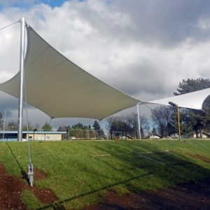 Tensoestructura Anfiteatro UFRO