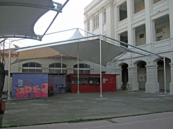 USACH Patio Venezuela 2 – 2014