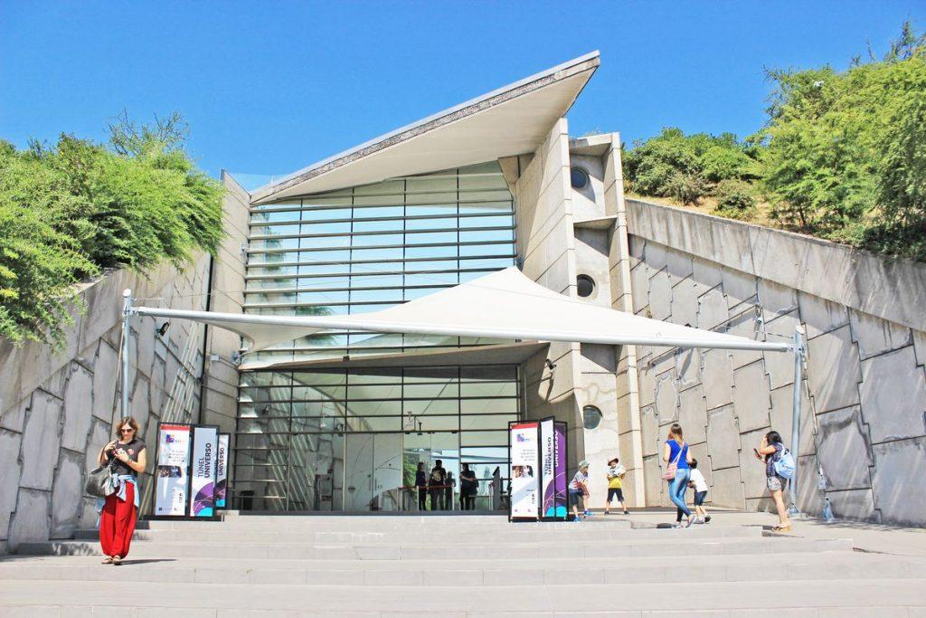 Proyecto Acceso Edificio Túnel – Museo Interactivo Mirador – Santiago