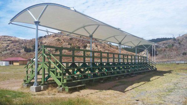 Gradería Arauco – 2015