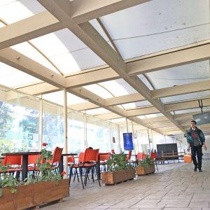 Tensoestructura Universidad Autónoma de Temuco