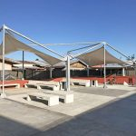 Tensoestructura Centro Cultural Renaico