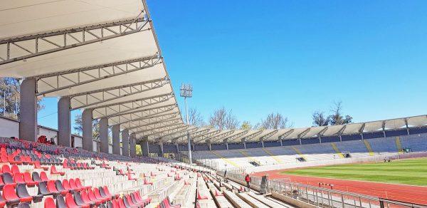 Estadio Fiscal de Talca – 2018