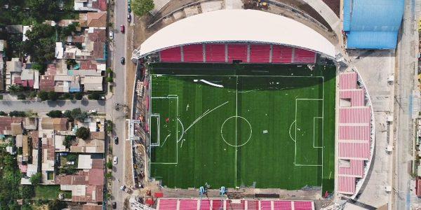 Tensoestructura Estadio la Calera 051