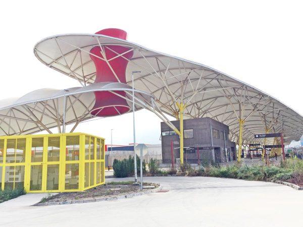Metro Los Libertadores, proyecto de Ingeniería